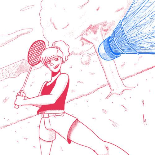 badminton_illustration
