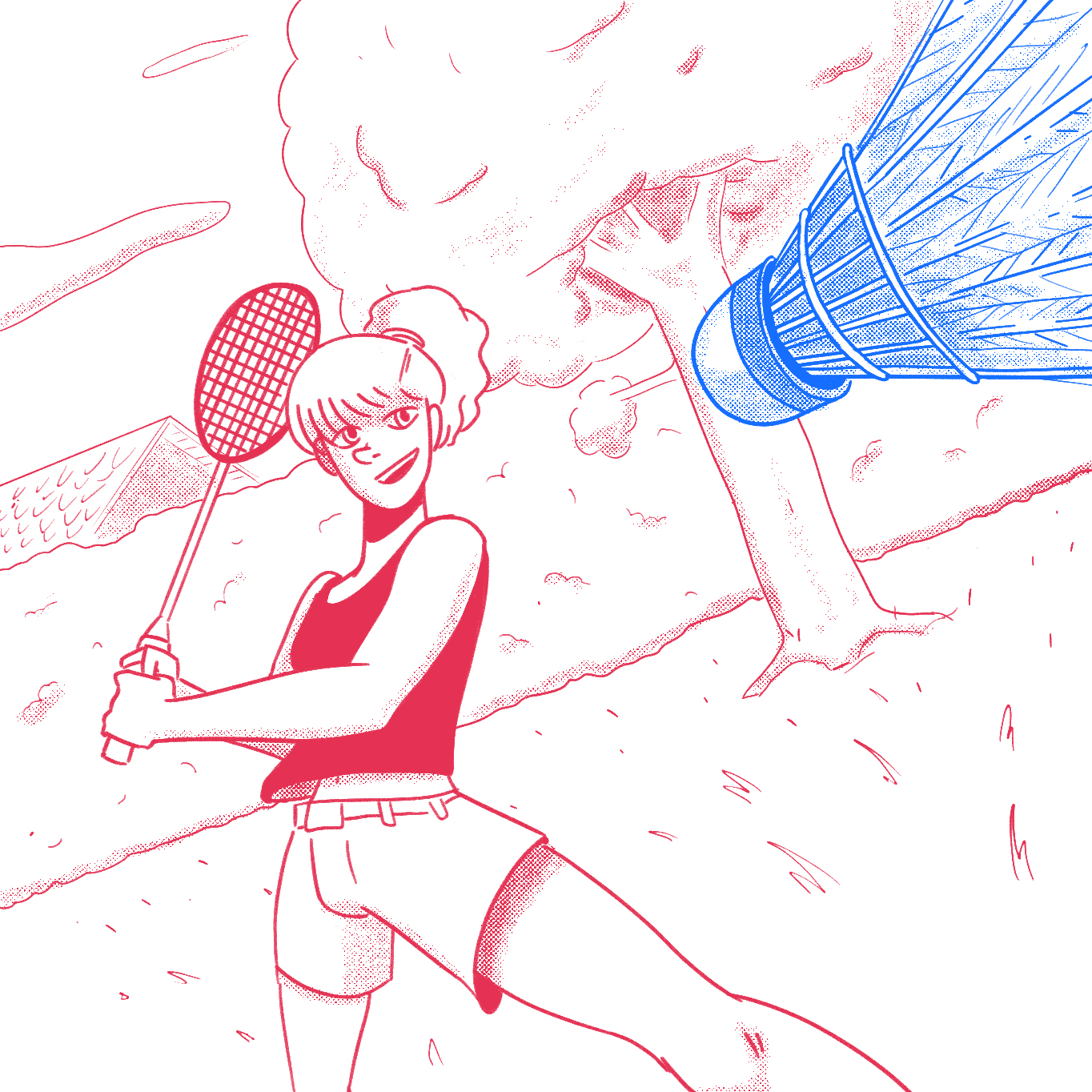 badminton_illustration
